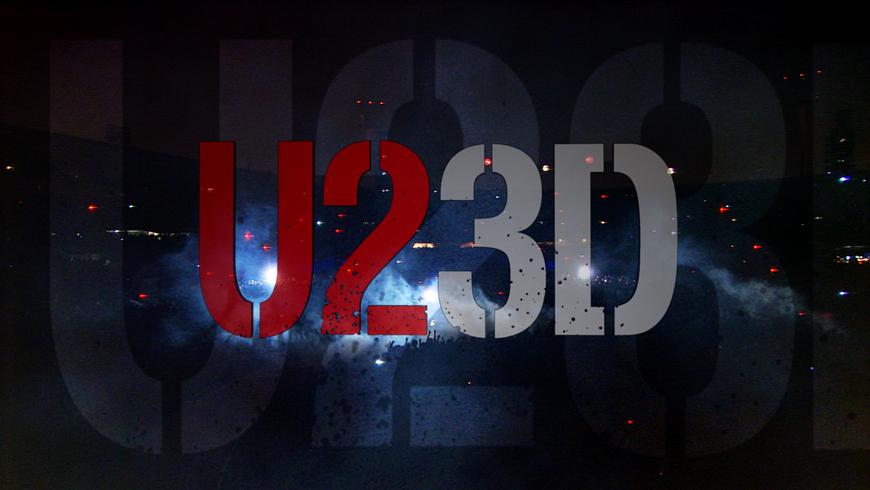 U2 3D IMAX