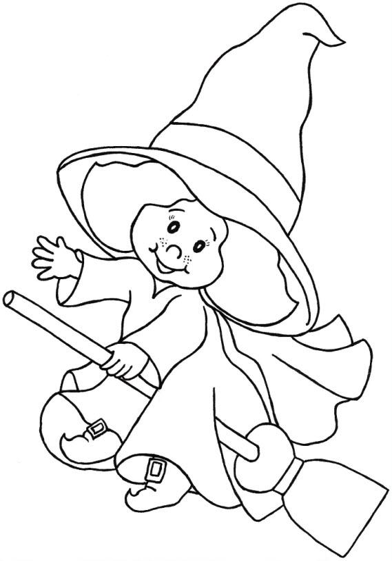 Comment dessiner des chose d halloween - Dessin a colorier de halloween ...