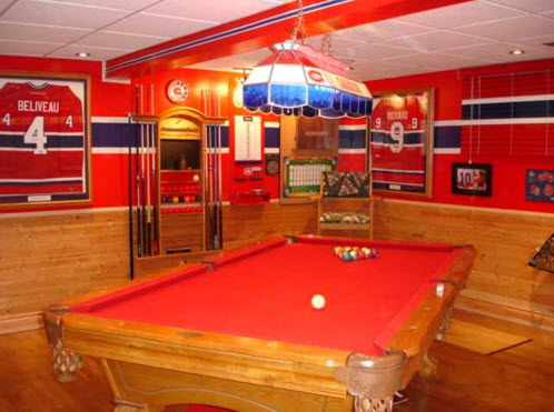 le-plus-gr​and-fan-de​s-canadien​s-billard