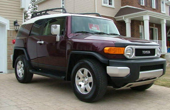 fj cruiser 2007 vendre. Black Bedroom Furniture Sets. Home Design Ideas