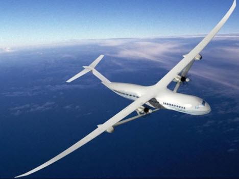 avions futuriste
