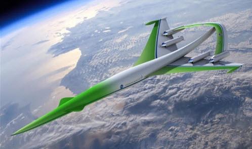 avions supersoniques
