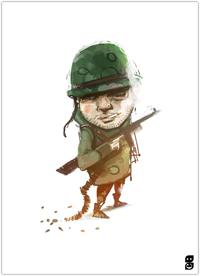 Histoire de soldat